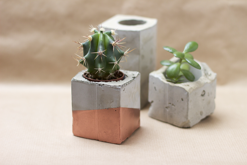Concrete-DIY von welovehandmade | we love handmade