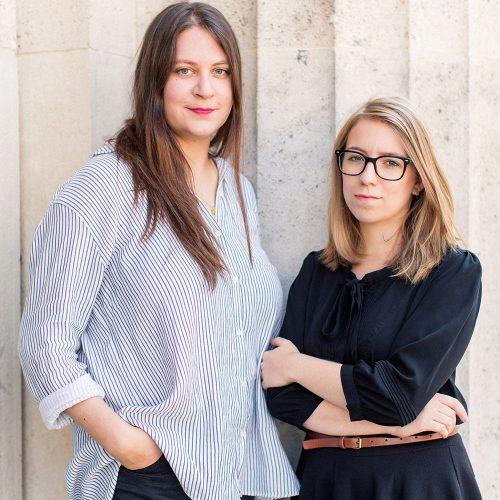 TEAM: Anna Heuberger un Petra Gschwendtner | Foto: (c) Tony Gigov